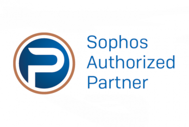 Logo Sophos Authorized Partner WUD, eines der IT-Produkte von WUD