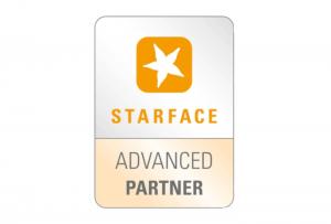 Starface Advanced Partnerlogo WUD, eines der IT-Produkte von WUD