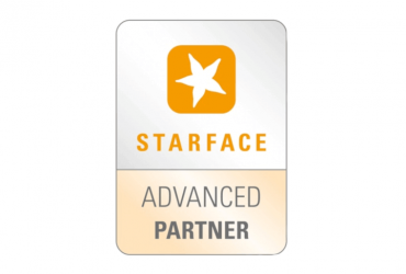 Starface Advanced Partnerlogo WUD, eines der IT-Produkte von WUD