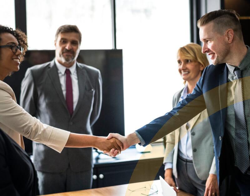 Mitarbeitergespräche und Unterstützung mit Hilfe einer HR-Software für den Mittelstand-Das Hauptbild