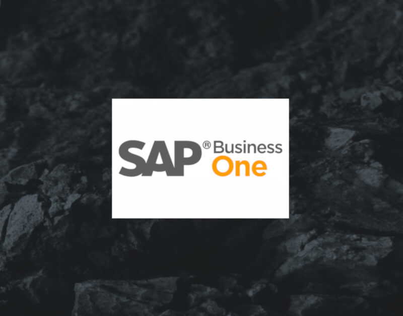 SAP Business One Hauptbild mobile Ansicht