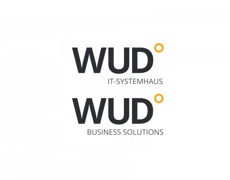 WUD - IT und Business Software für KMU - unsere beiden Firmenlogos