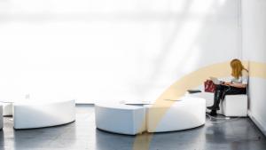 Der Teaser für Drucken und Scannen über die Cloud mit Ricoh Smart Integration