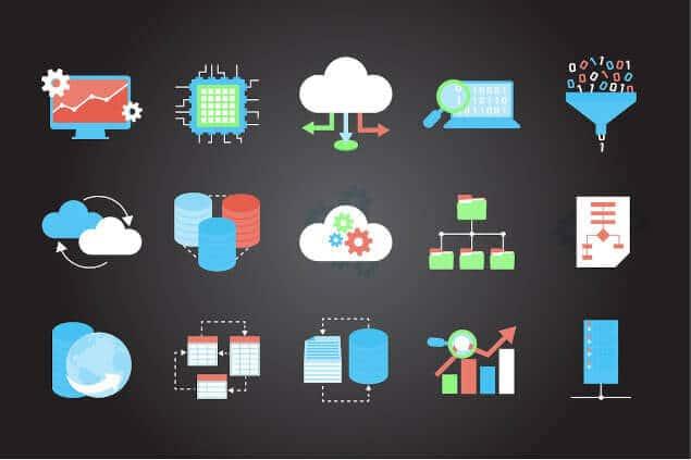 ERP-Software On-Prem oder Cloud - Datenzugriff - Datenkontrolle - Unternehmensprozesse