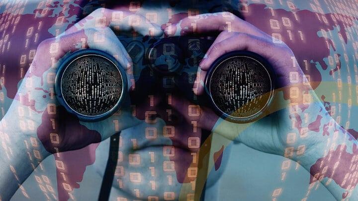 Förderprogramme für die Digitalisierung von KMU-unser Teaser-Bild vom zukunftsorientierten Unternehmer mit Ferngläsern