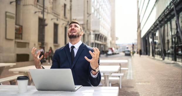 EDR IT-Sicherheit Bedrohung für Unternehmer