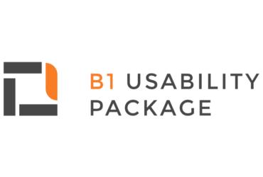 SAP Business One Add-on Logo B1 usability package - erhältlich bei WUD