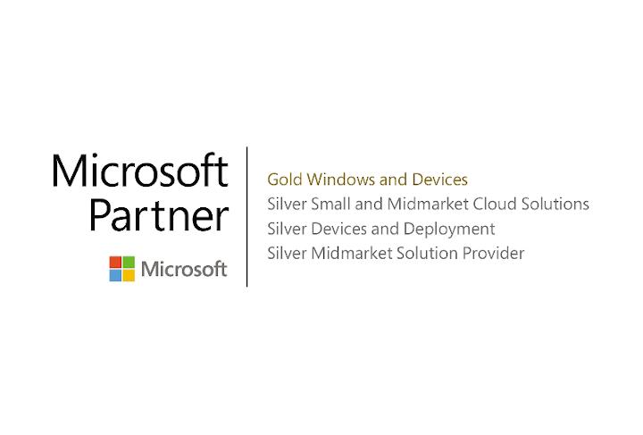 Microsoft Partner Gold-WUD