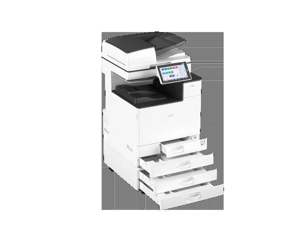 Die besten Multifunktionsdrucker von Ricoh-der leistungsstarke Ricoh IM C2000A bei WUD erhältlich