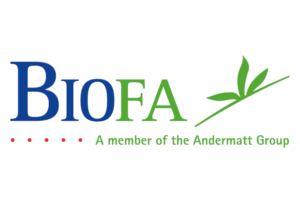 BIOFA Logo-bereitgestellt von WUD